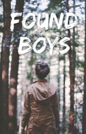 Found Boys by Cali_Black