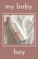 My Baby Boy | Doil by taeilverse