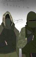 »·F l u t t e r s·« (Kapkan x Tachanka) !Currently Drawing Cover! by Siegefields