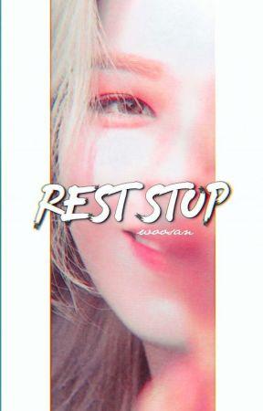 ꒰ REST STOP ꒱ - WOOSAN ˎˊ˗ by 1yanan