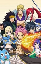 The Chaos Dragon Slayer Fairy Tail X Male Reader by Saiyan8899