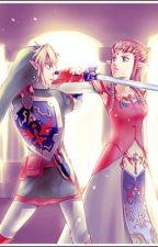 The Legend of Zelda: Journey Across The Lands by maryalice34
