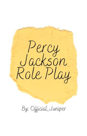 Percy Jackson Role Play! by qxeenofroleplay