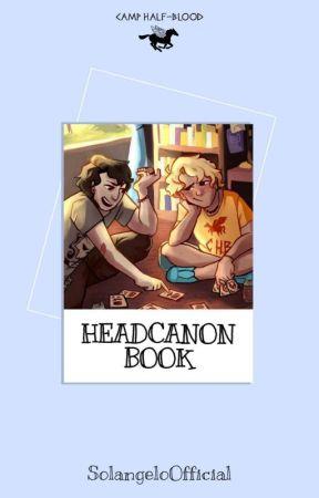 Headcanon book by Niccolo_William