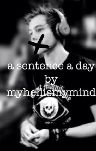 a sentence a day (lashton)