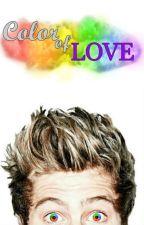Color of Love • Lashton by Larry_Lashton