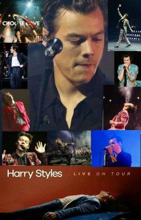 Harry Live on Tour 2017/2018 by KathyRingman