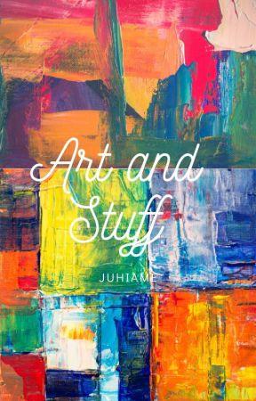 Art and stuff by JuhiAme