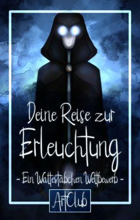 >Deine Reise zur Erleuchtung< Ein Wattestäbchen Wettbewerb by _ArtClub_