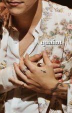 quaint. h.s by sonotstyles