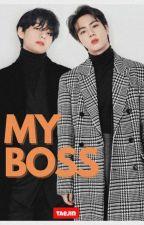 My Boss (Taejin) by CasedyJenner