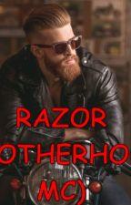 Razor (Brotherhood MC) by jhoncrow