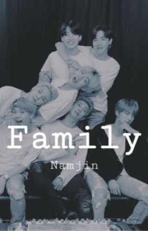 Family- Namjin by Mochi_Munchkin_9505