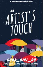 An Artist's Touch | Just Another Graphic Shop by Book_Girl_09