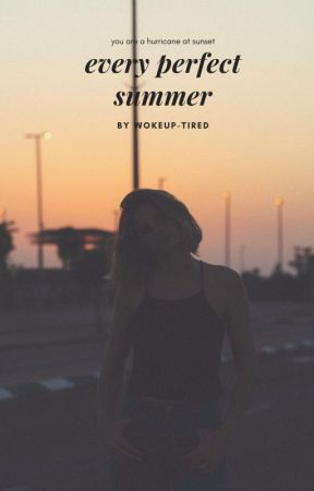 every perfect summer // n.h. au by wokeup-tired
