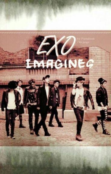 EXO Imagines (Requests Closed)