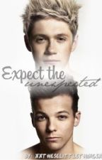 Expect the Unexpected (A Niall Horan and Louis Tomlinson Fan Fiction) by xxtheselittlethingsx