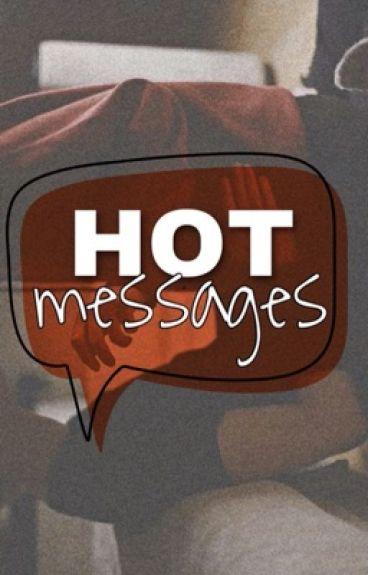 Hot Messages •Larry Stylinson AU• TERMINADA / EN EDICIÓN.