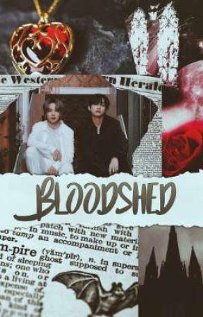 BLOODSHED || VMIN || √ by jaemin_mochi