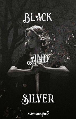 Black And Silver by riwaaayat