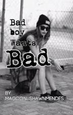Bad boy wants me bad!!!! by magcon_shawnmendes
