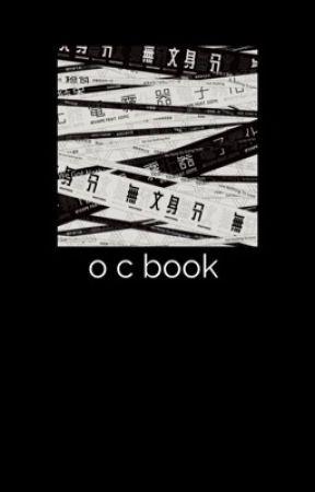 Oc book 2  by agathokakological_05