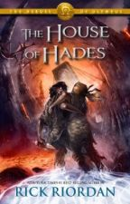 House of Hades (book 4 of Heroes of Olympus) by MabsootMonster