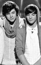 you need to be quiet Curly ♡ larry Stylinson (BOOK ONE)  by Larrys_left_shoe
