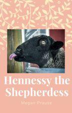 Hennessy the Shepherdess by cloggermeg