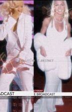 Christina Aguilera X Britney Spears 🤍 by whoreforlgbtshi