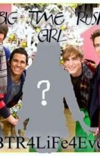 Big Time Rush Girl *On Hold* by IcyDayDreamer