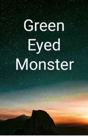 Green Eyed Monster by buks4lyf