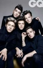 One Direction: Their Story by ellen_014