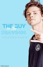 The Guy On The Drawings | Ashton Irwin by idfkimdead