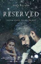 reserνed { zayn malik } by AnnaBezhan