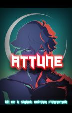 Attune OC(kinda reader) x Shirou Oogami by queenshane1324