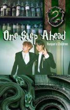 One Step Ahead | Harry Potter x Stray Kids by RenjunsChildren