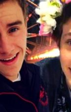 Your eyes are the size of the moon~ Tronnor Short Fanfic by illuminatedskin
