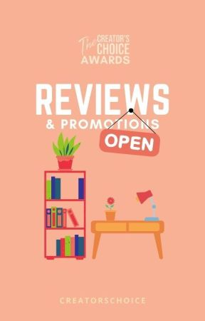 TCCA Reviews & Promotions [PROMOTE YOUR BOOKS HERE!] by CreatorsChoice