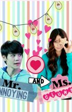 Mr. Annoying and Ms. Perfect by pinkyb2uty4life