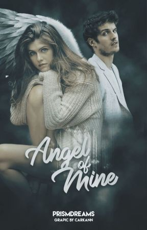 Angel of Mine || Warren x OC || X-Men by prismdreams