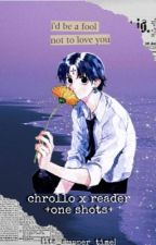 Chrollo x Reader One Shots by its_supper_time