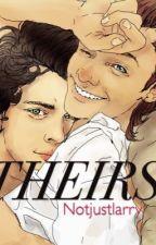 Theirs // mpreg Louis by notjustlarry