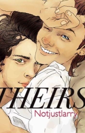 Theirs // mpreg Louis