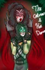 The Catman & his Demon by DemRosesBeRed