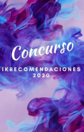 Concurso Ikrecomendaciones2020 by kami_jcga