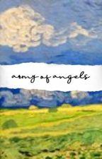 army of angels; spn ✓ by SharkBaitH00HaHa