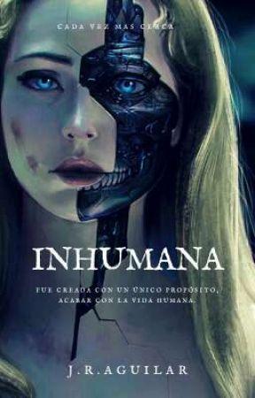 INHUMANA by O7reachel
