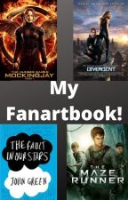 My Hunger Games Artbook by JohannaMason120