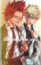 Bnha boys- oneshots by AButterfly12